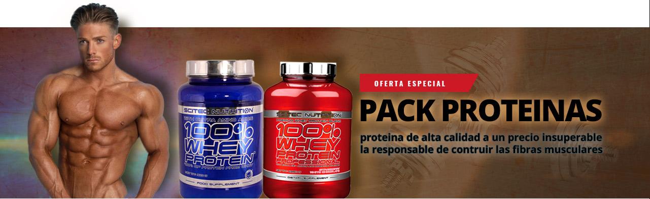 Pack oferta