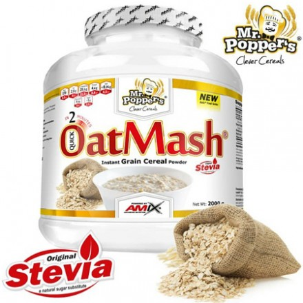 OATMASH-AVENA MR.POPPERS