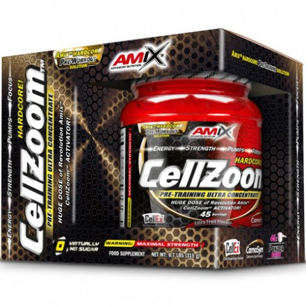 Pre-entreno Ultra Concentrado CELLZOOM