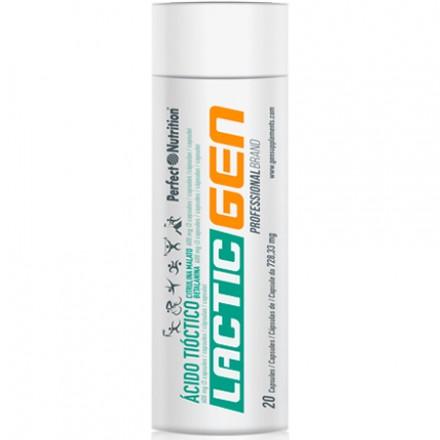 LACTIC GEN (Inhibe ácido láctico)