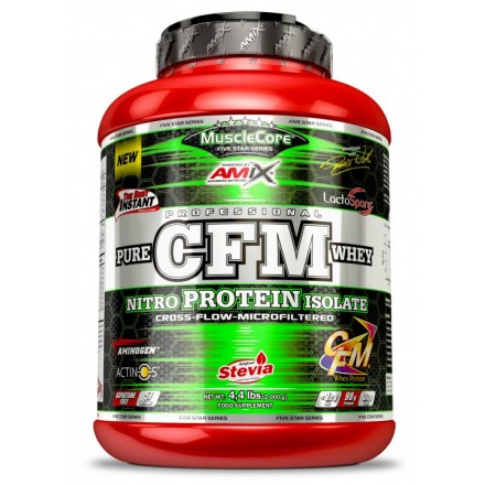 CFM® Nitro Protein Isolate