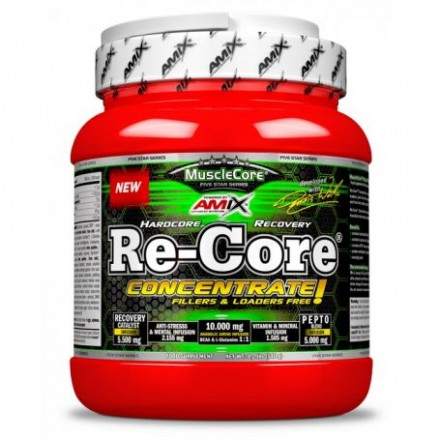 Re-core concentrade