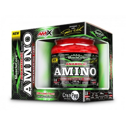 Amino Tabs with CreaPep®