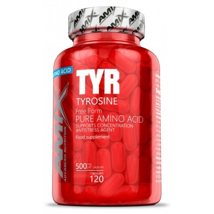 Tyrosine cps.