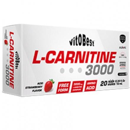L-Carnitine 3000 Vials