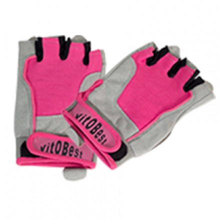 Guantes Pink Line
