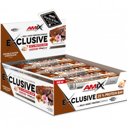 Exclusive Protein Bar 24 x 40gr