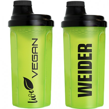 Shaker Weider Vegan 500ml