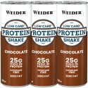 LOW CARB PROTEIN SHAKE 3 x 250ml