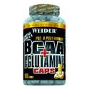 BCAA+L-Glutamine 180CAPS