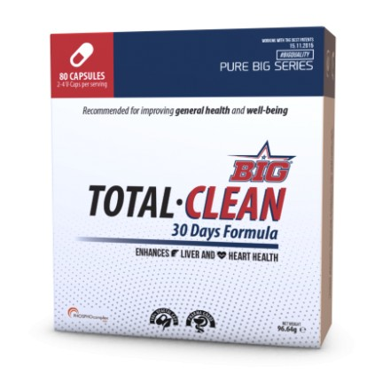 TOTAL CLEAN 30 DAYS FORMULA