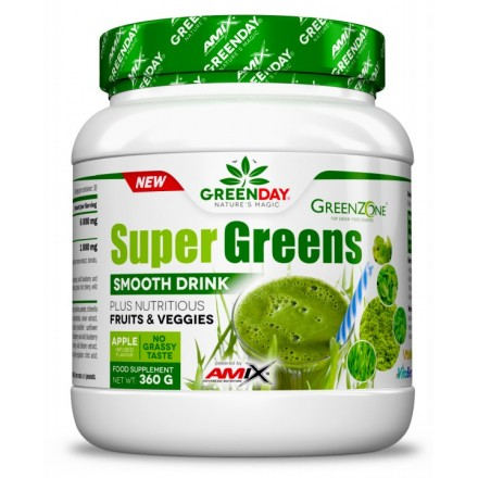 Super Greens Smooth Drink