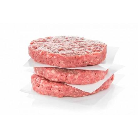 5 Hamburguesas de carne de Potro