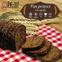 Pan proteico de espelta 400gr