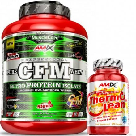 CFM® Nitro Protein Isolate