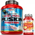 PACK WHEY FUSION CFM 2,3Kg REGALO 30caps.