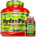 HydroPure™ Protein 1.6kg + REGALO 30CAPS.