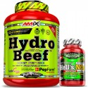HydroBeef™ Peptide 2kg + REGALO 30CAPS.