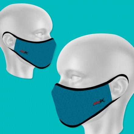 Amix™ Mask Blue