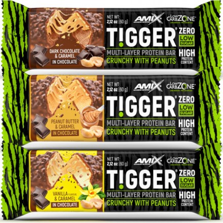 Amix® Protein TIGER bar