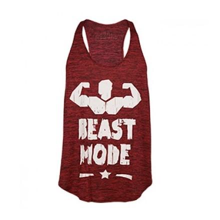 Camiseta Tirantes Beast Mode