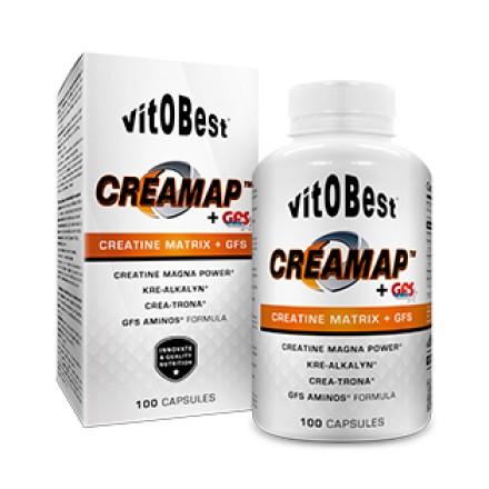 Creamap+GFS Capsules