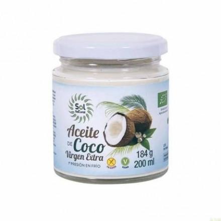 Aceite coco SOL NATURAL
