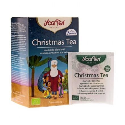 Yogi tea infusion navidad
