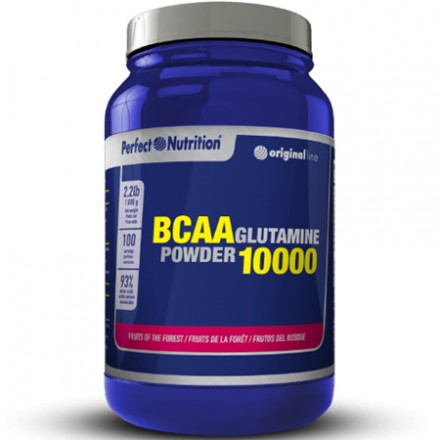 BCAA + GLUTAMINA POWER 1000 gr