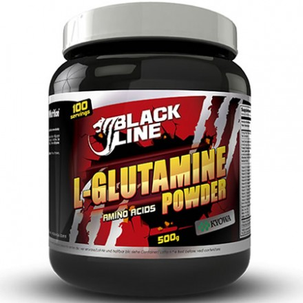L-GLUTAMINE POWDER 454GR