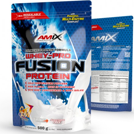 PROTEINA WHEY PURE FUSION CFM 2,3Kg