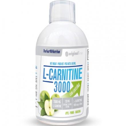 L-CARNITINA 3000 (CON CAFEINA)