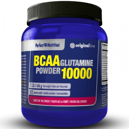 BCAA + GLUTAMINA POWER 454 gr