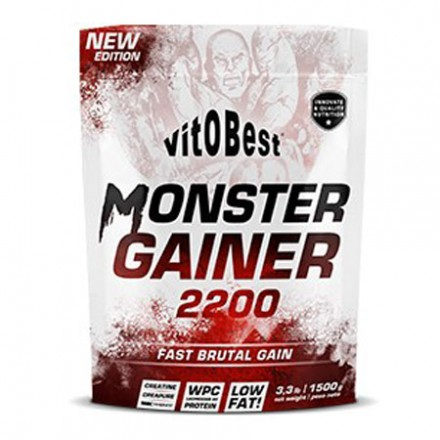 MONSTER GAINER 2200 1.5kg