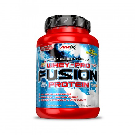 PROTEINA WHEY PURE FUSION CFM