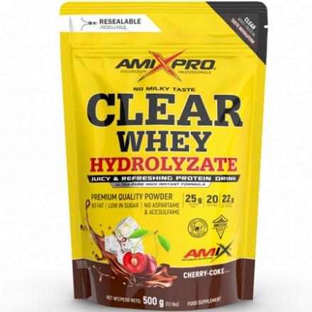 Clear Whey Hydrolyzate 500gr