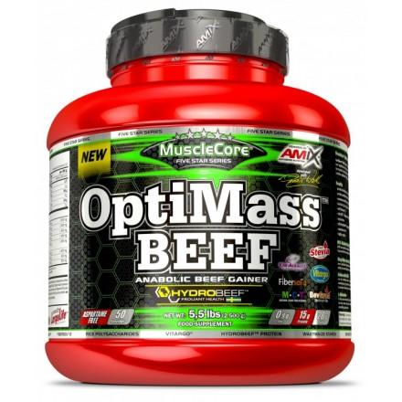 OptiMass™ Beef Gainer